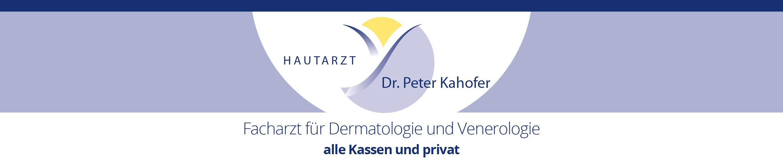 Dr. Kahofer Facharzt für Dermatologie und Venerologie